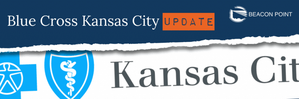 Blue Cross Blue Shield Kansas City Update